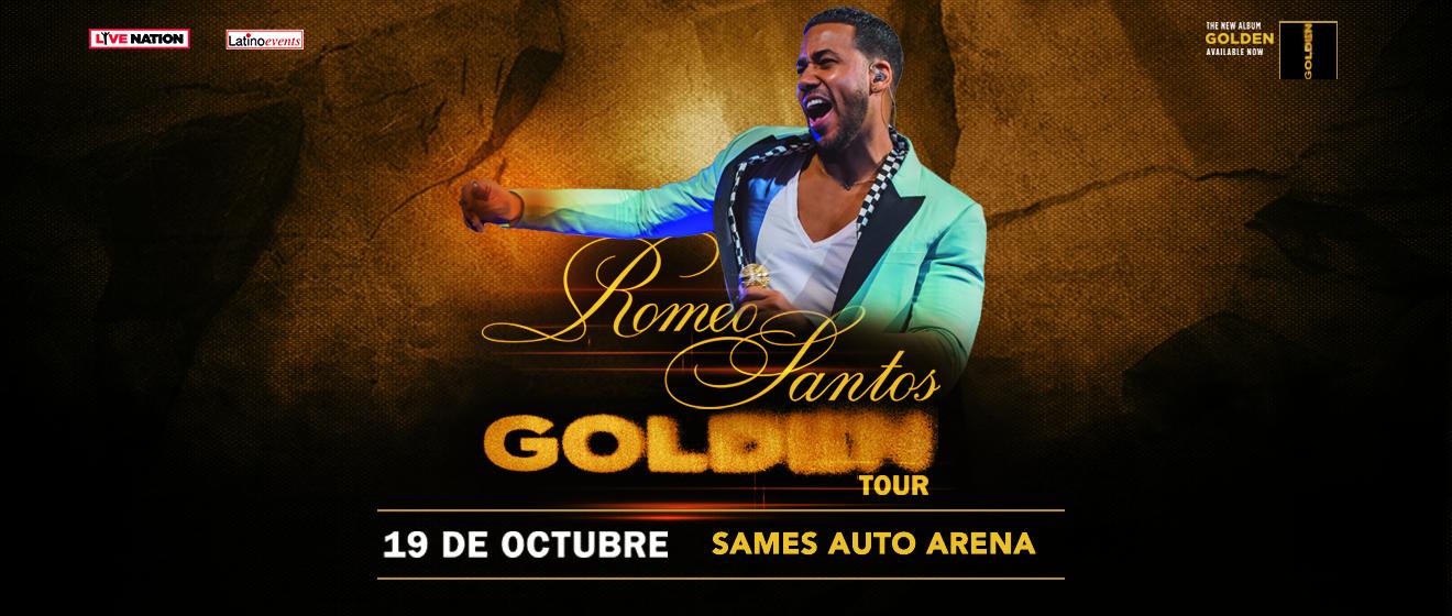 Romeo Santos - Golden Tour