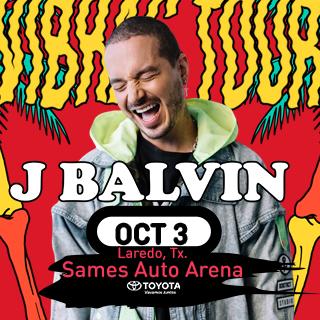 J Balvin 'VIBRAS TOUR'