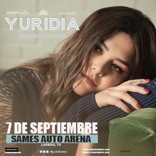 Yuridia - Desierto Tour