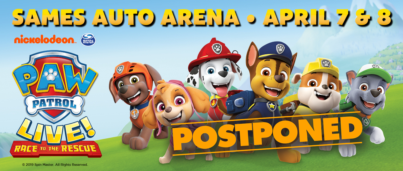 PAW Patrol Live! �Race to the Rescue�