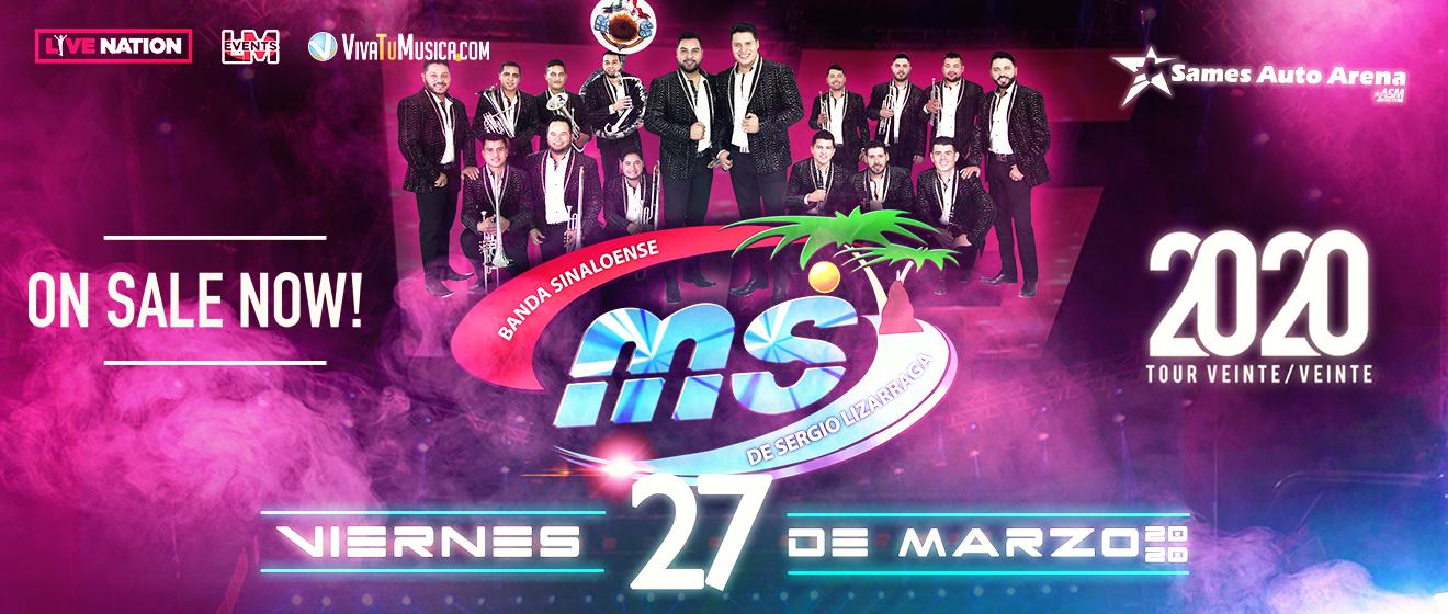 banda ms tour dates 2020