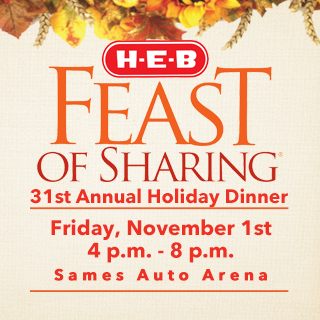 H-E-B Feast of Sharing